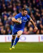 6 October 2018; Fergus McFadden of Leinster during the Guinness PRO14 Round 6 match between Leinster and Munster at the Aviva Stadium in Dublin. Photo by Seb Daly/Sportsfile