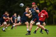 8 October 2018; Arno Botha during Munster Rugby squad training at the University of Limerick in Limerick. Photo by Diarmuid Greene/Sportsfile