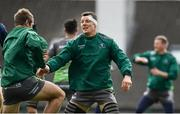 9 October 2018; Robin Copeland during Connacht Rugby squad training at The Sportsground in Galway. Photo by Sam Barnes/Sportsfile