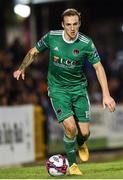 8 October 2018; Karl Sheppard of Cork City during the Irish Daily Mail FAI Cup Semi-Final Replay match between Cork City and Bohemians at Turner's Cross in Cork. Photo by Harry Murphy/Sportsfile