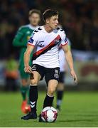 8 October 2018; Keith Buckley of Bohemians during the Irish Daily Mail FAI Cup Semi-Final Replay match between Cork City and Bohemians at Turner's Cross in Cork. Photo by Harry Murphy/Sportsfile