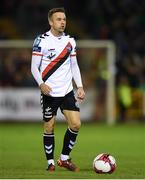 8 October 2018; Keith Ward of Bohemians during the Irish Daily Mail FAI Cup Semi-Final Replay match between Cork City and Bohemians at Turner's Cross in Cork. Photo by Harry Murphy/Sportsfile