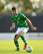10 October 2018; Troy Parrott of Republic of Ireland during the UEFA U19 European Championship Qualifying match between Bosnia & Herzegovina and Republic of Ireland at the City Calling Stadium in Longford. Photo by Seb Daly/Sportsfile