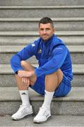 11 October 2018; Rob Kearney poses for a portrait after a Leinster Rugby Press Conference at the InterContinental Hotel, in Ballsbridge, Dublin. Photo by Matt Browne/Sportsfile