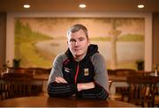 11 October 2018; Newly appointed Mayo football manager James Horan poses for a portrait following a press conference at The Greenway Café in Castlebar, Co. Mayo. Photo by David Fitzgerald/Sportsfile