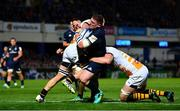 12 October 2018; Tadhg Furlong of Leinster during the Heineken Champions Cup Pool 1 Round 1 match between Leinster and Wasps at the RDS Arena in Dublin. Photo by Ramsey Cardy/Sportsfile