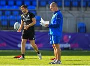 15 October 2018; Senior coach Stuart Lancaster during Leinster Rugby squad training at Energia Park in Donnybrook, Dublin. Photo by Ramsey Cardy/Sportsfile