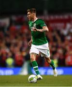 16 October 2018; Jeff Hendrick of Republic of Ireland during the UEFA Nations League B group four match between Republic of Ireland and Wales at the Aviva Stadium in Dublin. Photo by Seb Daly/Sportsfile