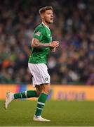 16 October 2018; Jeff Hendrick of Republic of Ireland during the UEFA Nations League B group four match between Republic of Ireland and Wales at the Aviva Stadium in Dublin. Photo by Brendan Moran/Sportsfile