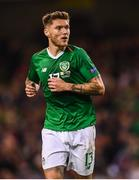 16 October 2018; Jeff Hendrick of Republic of Ireland during the UEFA Nations League B group four match between Republic of Ireland and Wales at the Aviva Stadium in Dublin. Photo by Stephen McCarthy/Sportsfile
