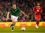 16 October 2018; Harry Arter of Republic of Ireland during the UEFA Nations League B group four match between Republic of Ireland and Wales at the Aviva Stadium in Dublin. Photo by Stephen McCarthy/Sportsfile