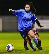 17 October 2018; Leanne Payne of UCD Waves during the Continental Tyres FAI Women's Cup Semi-Final match between Wexford Youths and UCD Waves at Ferrycarrig Park, in Wexford. Photo by Matt Browne/Sportsfile