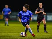 17 October 2018; Naima Chemaou of UCD Waves during the Continental Tyres FAI Women's Cup Semi-Final match between Wexford Youths and UCD Waves at Ferrycarrig Park, in Wexford. Photo by Matt Browne/Sportsfile