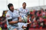 20 October 2018; Gerbrandt Grobler of Gloucester during the Heineken Champions Cup Pool 2 Round 2 match between Munster and Gloucester at Thomond Park in Limerick. Photo by Diarmuid Greene/Sportsfile