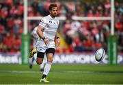 20 October 2018; Danny Cipriani of Gloucester during the Heineken Champions Cup Pool 2 Round 2 match between Munster and Gloucester at Thomond Park in Limerick. Photo by Diarmuid Greene/Sportsfile