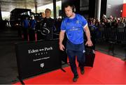 21 October 2018; Cian Healy of Leinster arrives prior to the Heineken Champions Cup Pool 1 Round 2 match between Toulouse and Leinster at Stade Ernest Wallon, in Toulouse, France. Photo by Brendan Moran/Sportsfile