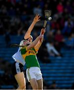 21 October 2018; James Ryan of Clonoulty / Rossmore in action against Jake Morris of Nenagh Éire Óg during the Tipperary Water County Senior Hurling Championship Final between Clonoulty / Rossmore and Nenagh Éire Óg at Semple Stadium, in Thurles, Tipperary. Photo by Ray McManus/Sportsfile