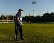 21 October 2018; Kilmacud Crokes manager Anthony Daly during the Dublin County Senior Club Hurling Championship Final match between Kilmacud Crokes and Ballyboden St Enda's at Parnell Park, in Dublin. Photo by Daire Brennan/Sportsfile