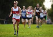 21 October 2018; Brendan McDonnell of Galway City Harriers A.C. Co. Galway competing in the Senior Male's during the Autumn Open International Cross Country Festival at the National Sports Campus in Abbottstown, Dublin. Photo by Harry Murphy/Sportsfile