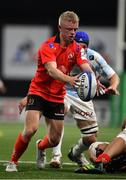 20 October 2018; David Shanahan of Ulster during the Heineken Champions Cup Round Pool 4 Round 2 between Racing 92 and Ulster at Paris La Defence Arena, in Paris, France. Photo by Brendan Moran/Sportsfile