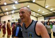 27 October 2018; Kieran Donaghy of Garvey's Warriors Tralee after the Hula Hoops Pat Duffy Men's National Cup match between Templeogue and Garvey's Warriors Tralee at Oblate Hall in Inchicore, Dublin. Photo by Eóin Noonan/Sportsfile