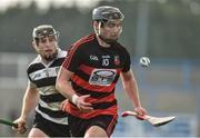 28 October 2018; Pauric Mahony of Ballygunner in action against Seamus O'Farrell of Midleton during the AIB Munster GAA Hurling Senior Club Championship quarter-final match between Ballygunner and Midleton at Walsh Park in Waterford. Photo by Matt Browne/Sportsfile