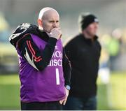 28 October 2018; Ballygunner manager Fergal Hartley during the AIB Munster GAA Hurling Senior Club Championship quarter-final match between Ballygunner and Midleton at Walsh Park in Waterford. Photo by Matt Browne/Sportsfile