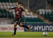 30 October 2018; Ali Reghba of Bohemians during the SSE Airtricity U19 League Final match between Shamrock Rovers and Bohemians at Tallaght Stadium, in Dublin. Photo by Harry Murphy/Sportsfile