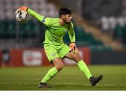 30 October 2018; Kian Clarke of Shamrock Rovers during the SSE Airtricity U19 League Final match between Shamrock Rovers and Bohemians at Tallaght Stadium, in Dublin. Photo by Harry Murphy/Sportsfile