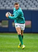 2 November 2018; Jacob Stockdale during the Ireland rugby captain's run at Soldier Field in Chicago, USA. Photo by Brendan Moran/Sportsfile