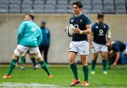 2 November 2018; Joey Carbery of Ireland during the Ireland rugby captain's run at Soldier Field in Chicago, USA. Photo by Brendan Moran/Sportsfile