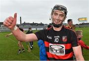 4 November 2018; Pauric Mahony of Ballygunner celebrates after the AIB Munster GAA Hurling Senior Club Championship semi-final match between Ballyea and Ballygunner at Walsh Park in Waterford. Photo by Matt Browne/Sportsfile