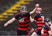 4 November 2018; JJ Hutchinson of Ballygunner celebrates after the AIB Munster GAA Hurling Senior Club Championship semi-final match between Ballyea and Ballygunner at Walsh Park in Waterford. Photo by Matt Browne/Sportsfile