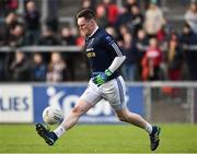 4 November 2018; Rory Beggan of Scotstown during the AIB Ulster GAA Football Senior Club Championship quarter-final match between Burren and Scotstown at Páirc Esler in Newry, Down. Photo by Oliver McVeigh/Sportsfile