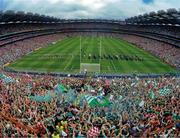 19 August 2018; A general view of Croke Park during the GAA Hurling All-Ireland Senior Championship Final between Galway and Limerick at Croke Park in Dublin. Photo by Stephen McCarthy/Sportsfile