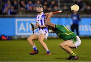 6 November 2018; Brendan Murtagh of Clonkill reacts after missing a penalty during the AIB Leinster GAA Hurling Senior Club Championship quarter-final match between Ballyboden St Endas and Clonkill at Parnell Park, in Dublin. Photo by Brendan Moran/Sportsfile
