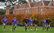 8 November 2018; A general view of Argentina Rugby Squad Training at Wanderers Rugby Club in Dublin. Photo by Brendan Moran/Sportsfile