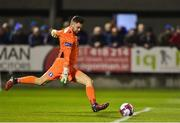 2 November 2018; Jack Brady of Limerick FC during the SSE Airtricity League Promotion / Relegation Play-off Final 2nd leg match between Limerick FC and Finn Harps at Market's Field in Limerick. Photo by Matt Browne/Sportsfile