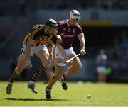 11 November 2018; Walter Walsh of Kilkenny in action against Daithi Burke of Galway during the Wild Geese Cup match between Galway and Kilkenny at Spotless Stadium in Sydney, Australia. Photo by Ray McManus/Sportsfile