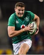 10 November 2018; Jacob Stockdale of Ireland during the Guinness Series International match between Ireland and Argentina at the Aviva Stadium in Dublin. Photo by Matt Browne/Sportsfile