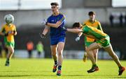 11 November 2018; Cian McManus of Clann na nGael in action against Ciaran Brady of Corofin during the AIB Connacht GAA Football Senior Club Championship semi-final match between Clann na nGael and Corofin at Dr. Hyde Park in Roscommon. Photo by Ramsey Cardy/Sportsfile