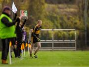 11 November 2018; Colm Cooper of Dr Crokes comes on as second half substitute during the AIB Munster GAA Football Senior Club Championship semi-final match between Dr Crokes and St Finbarr's at Dr Crokes GAA, in Killarney, Co. Kerry. Photo by Piaras Ó Mídheach/Sportsfile