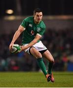 10 November 2018; Jonathan Sexton of Ireland during the Guinness Series International match between Ireland and Argentina at the Aviva Stadium in Dublin. Photo by Ramsey Cardy/Sportsfile