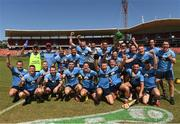 11 November 2018; The victorious NSW Gaa team who beat GAA Victoria in a Divisional Challenge game before the Wild Geese Cup match between Galway and Kilkenny at Spotless Stadium in Sydney, Australia. Photo by Ray McManus/Sportsfile
