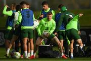 12 November 2018; James McClean during Republic of Ireland training at the FAI National Training Centre in Abbotstown, Dublin. Photo by Stephen McCarthy/Sportsfile
