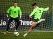 12 November 2018; Callum O'Dowda during Republic of Ireland training at the FAI National Training Centre in Abbotstown, Dublin. Photo by Stephen McCarthy/Sportsfile