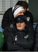 14 November 2018; Republic of Ireland assistant manager Roy Keane ahead of the U17 International Friendly match between Republic of Ireland and Germany at Tallaght Stadium in Tallaght, Dublin. Photo by Eóin Noonan/Sportsfile