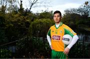 14 November 2018; Corofin and Galway's Ian Burke is pictured ahead of the AIB GAA Connacht Senior Football Championship Final where they face Ballintuber on Sunday, November 25th at MacHale Park. AIB is in its 28th season sponsoring the GAA Club Championship and will celebrate their 6th season sponsoring the Camogie Association. AIB is delighted to continue to support Senior, Junior and Intermediate Championships across football, hurling, and camogie. For exclusive content and behind the scenes action throughout the AIB GAA & Camogie Club Championships follow AIB GAA on Facebook, Twitter, Instagram and Snapchat and www.aib.ie/gaa. Photo by Sam Barnes/Sportsfile