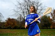 14 November 2018;  Thomastown and Kilkenny's Meighan Farrell is pictured ahead of the AIB GAA Leinster Camogie Senior Club Final where they face St Martin's on Sunday, November 18th at Nowlan Park. AIB is in its 28th season sponsoring the GAA Club Championship and will celebrate their 6th season sponsoring the Camogie Association. AIB is delighted to continue to support Senior, Junior and Intermediate Championships across football, hurling, and camogie.For exclusive content and behind the scenes action throughout the AIB GAA & Camogie Club Championships follow AIB GAA on Facebook, Twitter, Instagram and Snapchat and www.aib.ie/gaa. Photo by Sam Barnes/Sportsfile