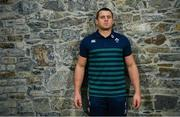 15 November 2018; CJ Stander poses for a portrait following an Ireland Rugby press conference at Carton House in Maynooth, Co. Kildare. Photo by Ramsey Cardy/Sportsfile